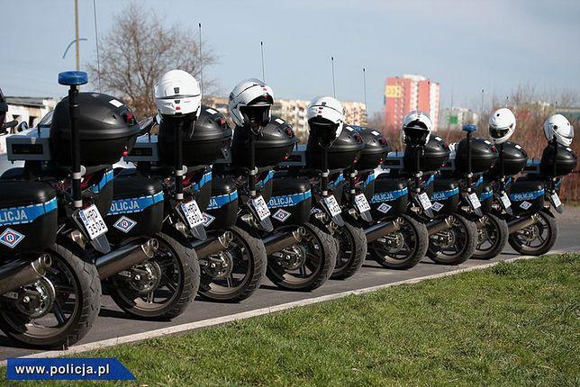 Uwaga kierowcy – policja ma 12 nieoznakowanych motocykli z wideorejestratorami
