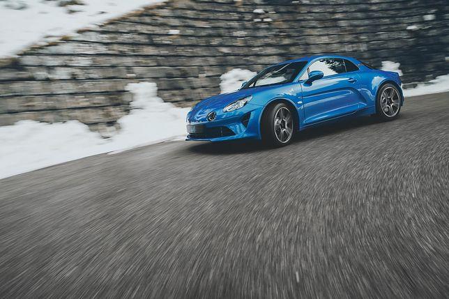 Alpine A110 (2017) - znamy oficjalne dane techniczne