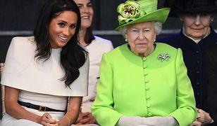 Księżna Meghan dostosowała się do świątecznej tradycji