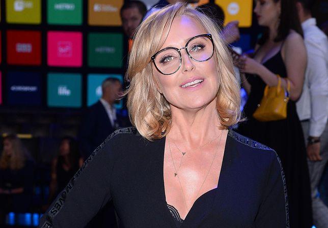 Agata Młynarska jest ikoną telewizji