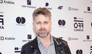 Maciej Zakościelny na gali finałowej festiwalu OFF Camera