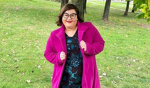 W kraju trwają protesty i manifestacje, a Dominika Gwit życzy wszystkim udanego tygodnia i reklamuje płaszcz