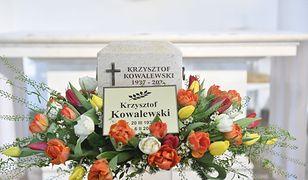 Pogrzeb Krzysztofa Kowalewskiego. Aktora pożegnał tłum żałobników