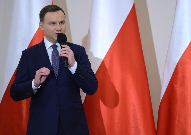 Sondaż: Polacy chcieliby wzmocnienia roli prezydenta