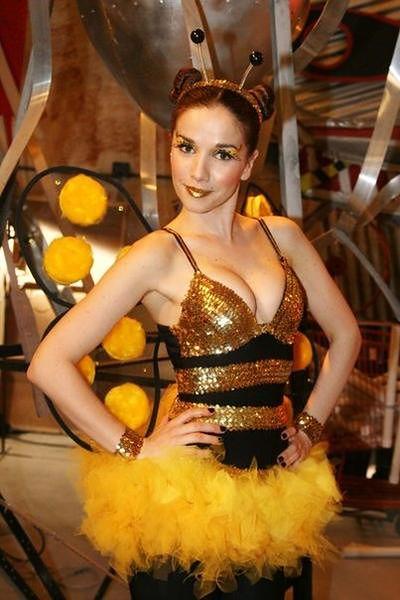 Natalia Oreiro jako Amanda o.