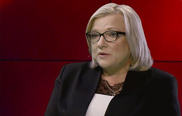 Beata Kempa w rozmowie z Kamilą Baranowską: gdyby nie to, co robi minister edukacji Anna Zalewska, byłaby masa pożarów w całym kraju
