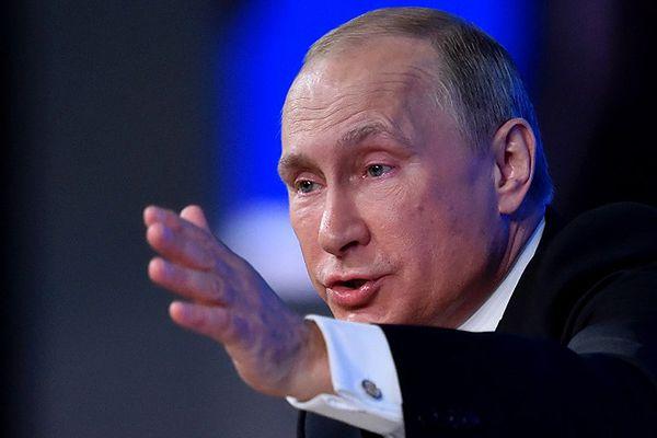 Władimir Putin: Rosja nie zamierza zrywać współpracy z Zachodem