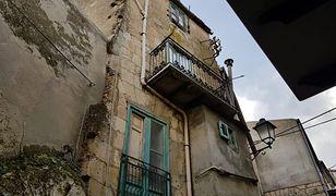 Włoskie domy za 1 euro. Władze miasta pokazują zdjęcia