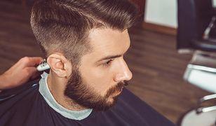 Najmodniejsze fryzury męskie 2017