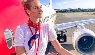 Koronakryzys nie odstrasza stewardess. Nie wyobrażają sobie, że mogłyby zmienić zawód