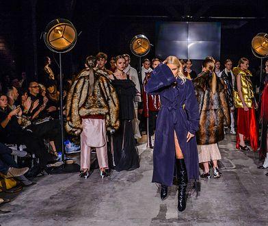 Kolekcja duetu MMC na sezon jesień/zima 2018 na KTW Fashion Week