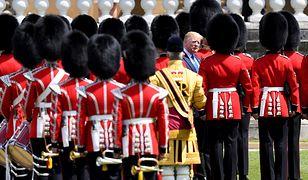 Donald Trump w Wielkiej Brytanii. Prezydent USA spotkał się z rodziną królewską