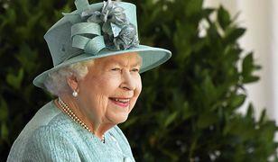 Wielka Brytania. Polka odznaczona przez królową Elżbietę II