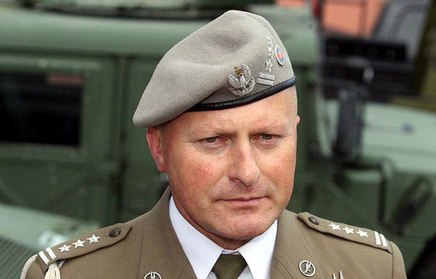 Gen. Jerzy Gut rezygnuje ze stanowiska. WP: czuł się lekceważony przez Antoniego Macierewicza