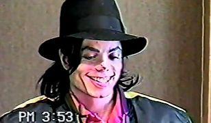 Dziwne zachowanie Michaela Jacksona na nieznanym nagraniu