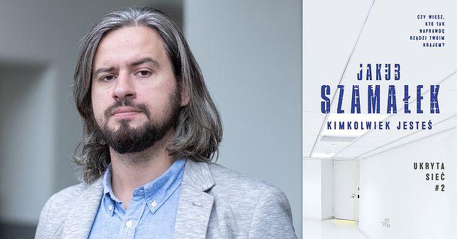 Jakub Szamałek prezentuje kolejną książkę