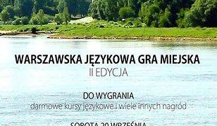 Warszawska językowa gra miejska