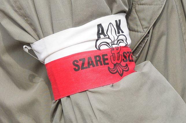 Armii Krajowej pomagało również harcerstwo, czyli Szare Szeregi