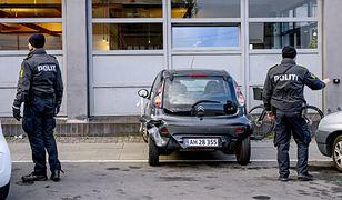 Jedna osoba nie żyje, trzy osoby są ranne. To bilans ataku nożownika w centrum Kopenhagi