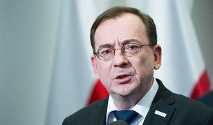 Mariusz Kamiński, koordynator służb specjalnych.