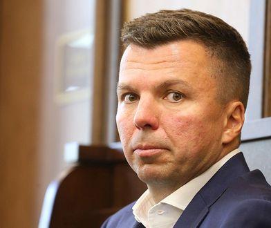 Marek Falenta - biznesmen od pięciu lat trzęsie polską polityką.