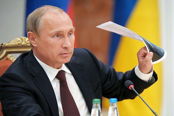 Władimir Putin: integracja Ukrainy z Unią to ryzyko dla Rosji. Musimy znaleźć jakieś rozwiązanie