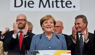 """Angela Merkel po wynikach sondażu wyborczego: """"Chcemy pozyskać wyborców AfD"""""""