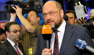 Martin Schulz po wstępnych wynikach wyborów w Niemczech: trudny i gorzki dzień
