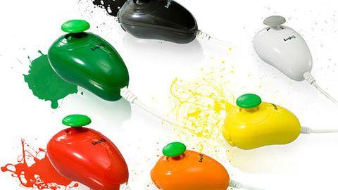 Kolorowe kontrolery do Wii od Logic 3