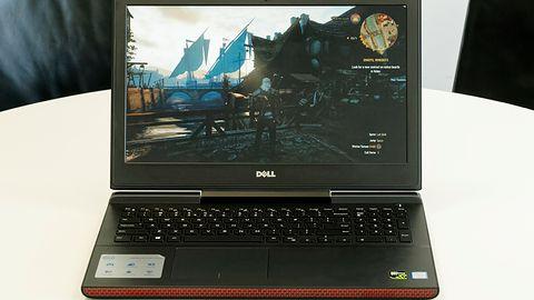 Dell Inspiron 15 z serii 7000, całkiem przyjemny laptop do grania!