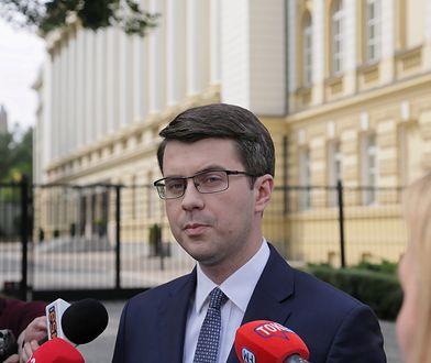Spotkanie w Kancelarii Premiera dotyczyło zmian w ustawie o organizacji lotów najważniejszych osób w państwie