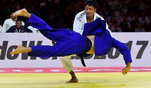 Judo to sztuka walki wywodząca się z Japonii.