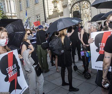 Ogólnopolski Strajk Kobiet zapowiada protest w związku z zamiarem wypowiedzenia przez Polskę konwencji stambulskiej