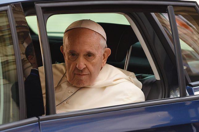 Austria. Wiedeń po zamachu. Wezwanie papieża Franciszka