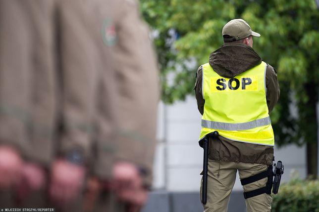Molestowanie w SOP. Sprawa w prokuraturze