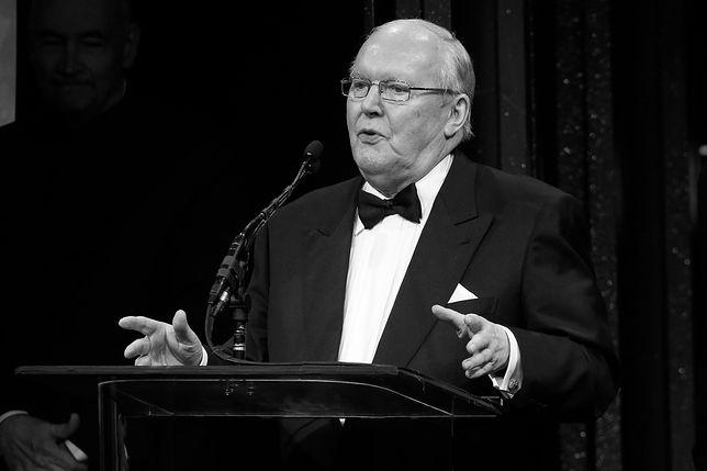 Peter Lamont miał 91 lat