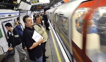 Londyńczycy przesiedli się na rowery - z powodu strajku