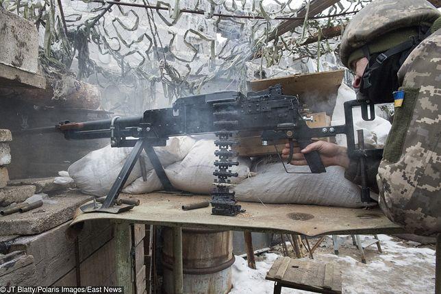 Konflikt w Donbasie trwa od kwietnia 2014 roku