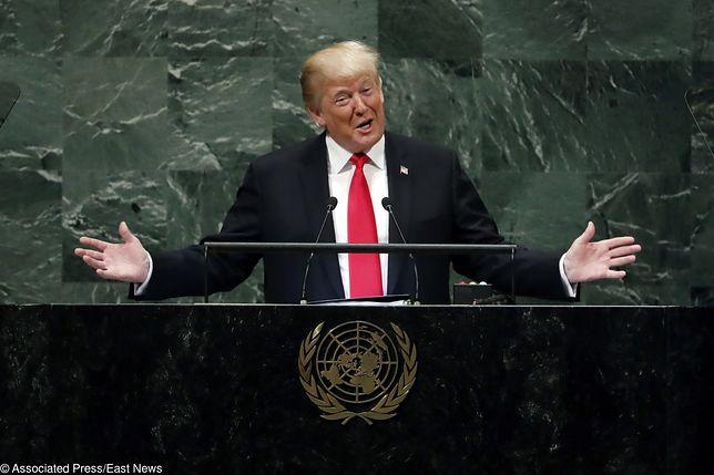 Donald Trump powiedział o nietypowej rozmowie z Barackiem Obamą