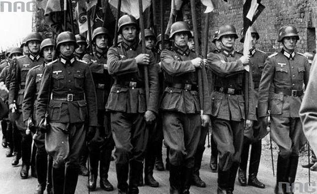Niemcy bezkarnie gwałcili Polki. Ofiary trafiały do obozów, zmuszano je do prostytucji