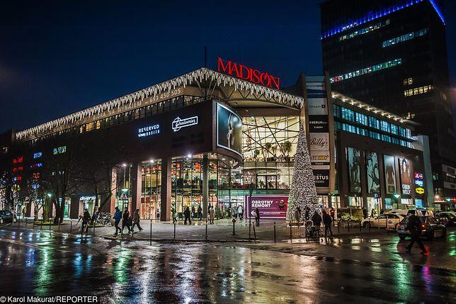 Galeria Madison jest położna w śródmieściu Gdańska