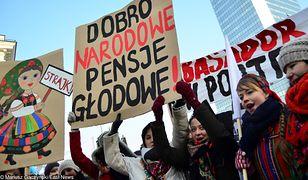 Lista grup społecznych czy zawodowych zapowiadająca kolejne protesty stale się wydłuża.