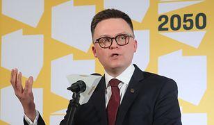 Szymon Hołownia o przesileniu w polskiej polityce