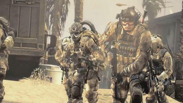 O co chodzi w trybie Squads z Call of Duty: Ghosts?