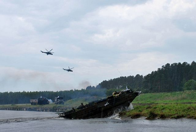 Mi-24, F-16, wozy bojowe. Nasza armia w akcji - zdjęcia