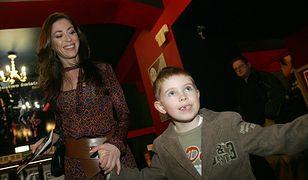 Natalia Kukulska jako młoda mama z kilkutenim Jaśkiem. Dziś to dorosły mężczyzna!
