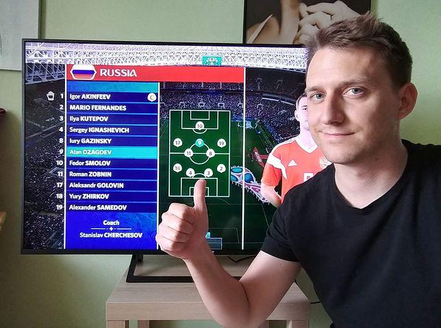 Sprawdzamy, co producenci oferują do oglądania piłkarskich zmagań
