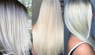 Biała farba do włosów – hit koloryzacji!