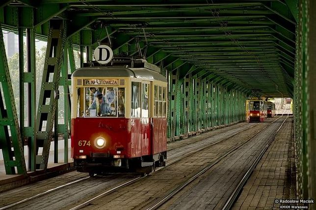 Dzień Dziecka w zabytkowym tramwaju
