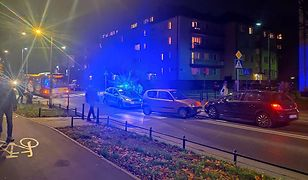 Warszawa. Piesza potrącona na ul. Szaserów